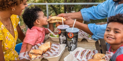 FREE Medium Sub w/ Bottled Water Donation at Firehouse Subs on August 7th