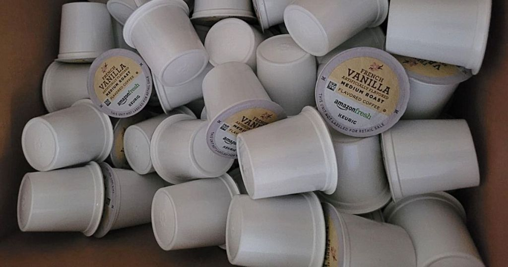 amazon french vanilla coffee pods