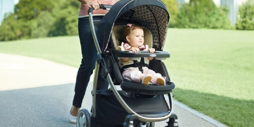 Graco Click Connect Stroller Just $127.49 Shipped on Amazon (Regularly $212)