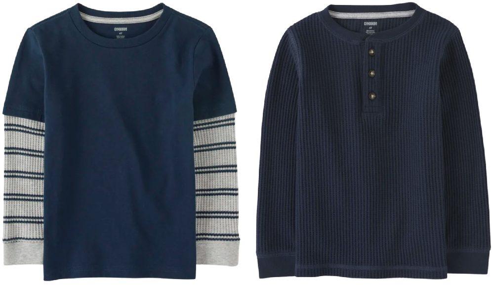 gymbroee blue shirts