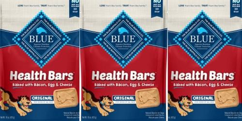 Blue Buffalo Health Bars Dog Treats Just $2.76 Shipped on Amazon