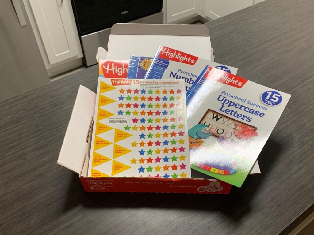 highlights subscription box