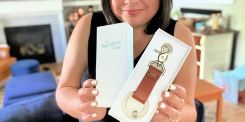 Keep Your Travel Memories Alive With a Wander Club Keychain and Tokens!