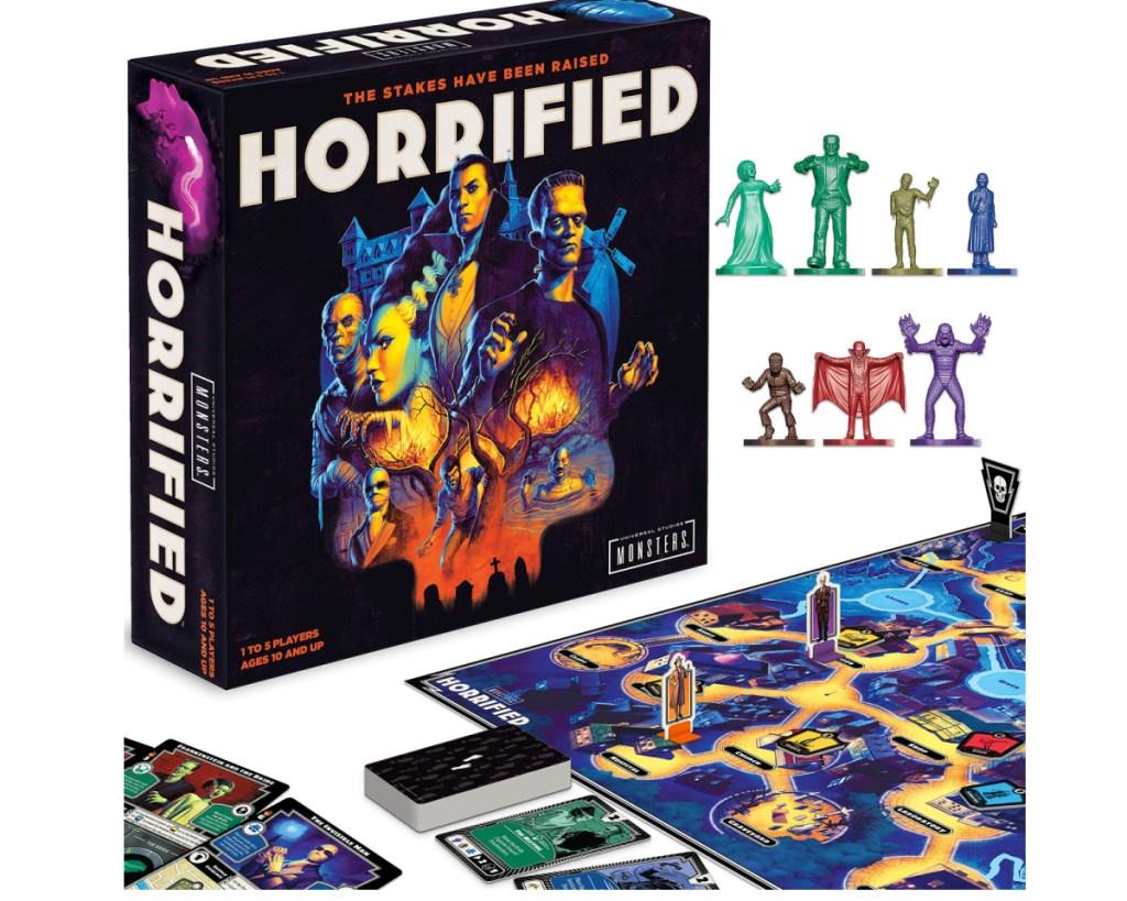 horrifies game
