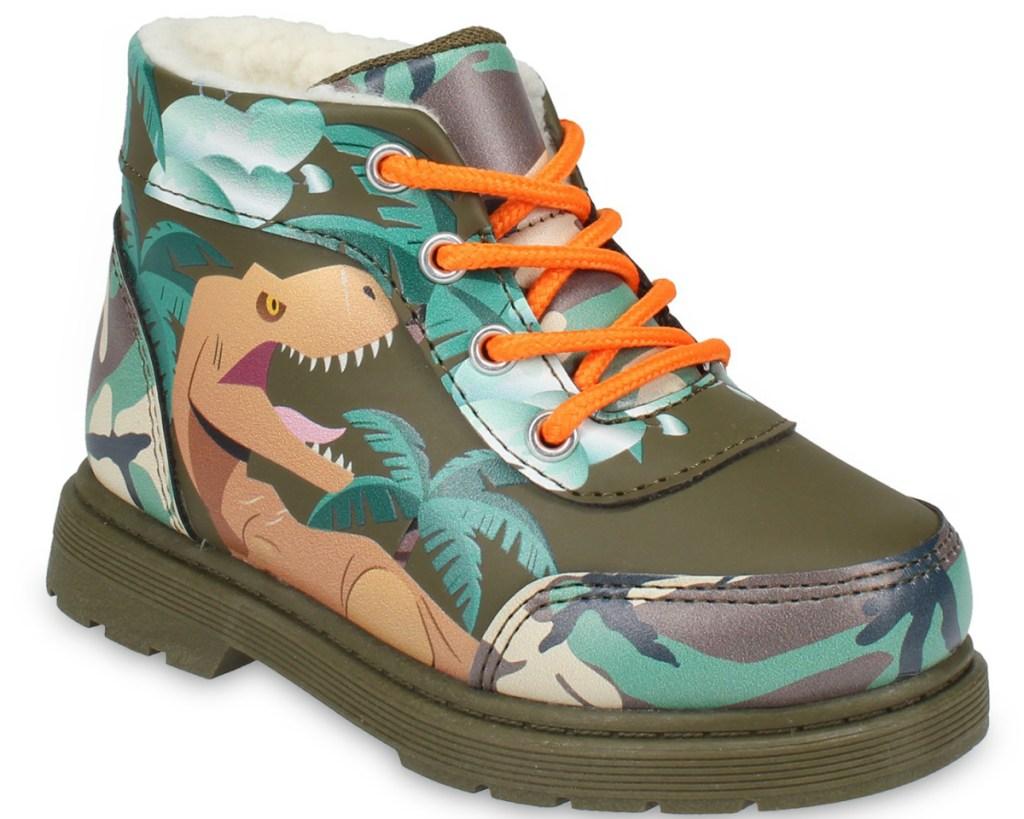 jurassic world hiking shoe