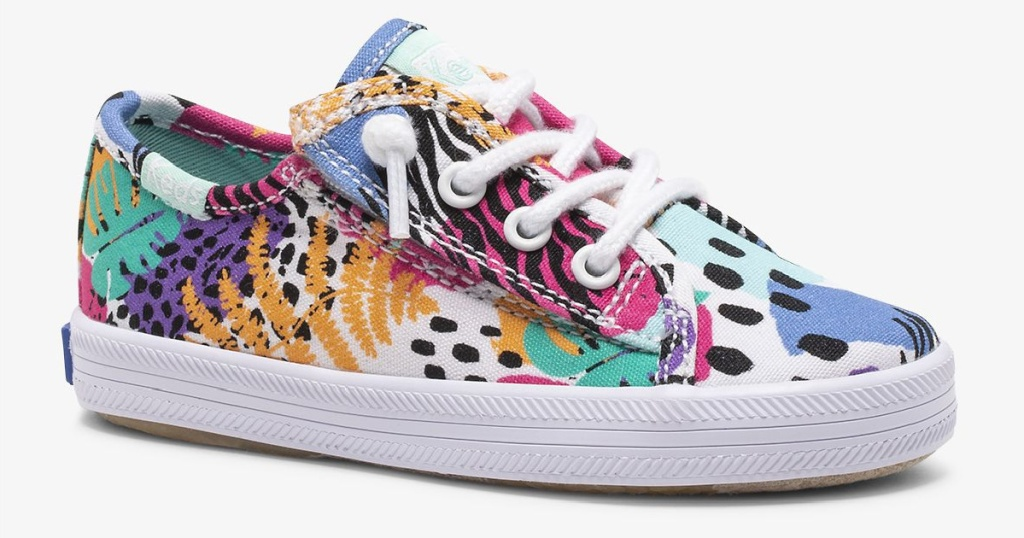 colorful slip on keds shoes