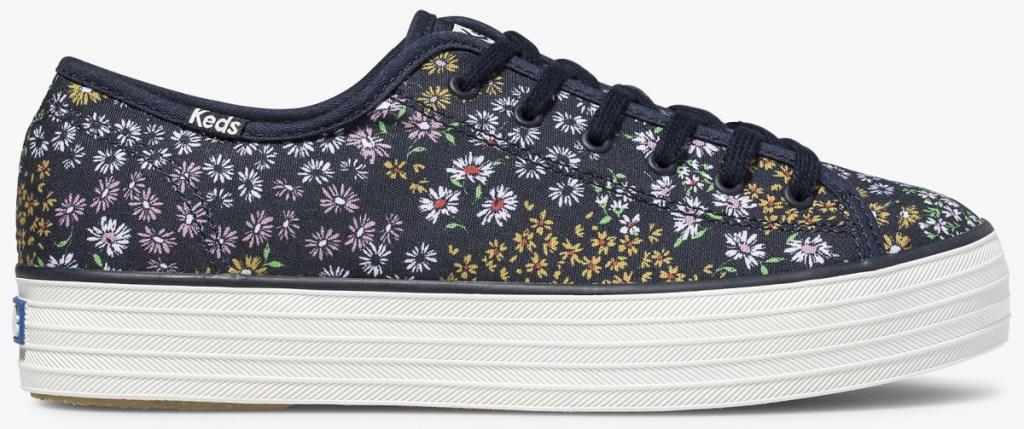 floral womens keds shoes