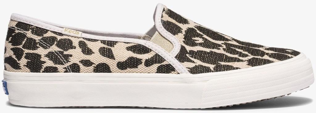leopard Keds shoes