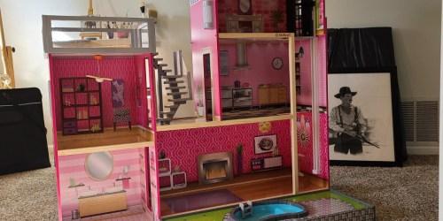 KidKraft 3-Story Dollhouse Only $99 Shipped on Amazon or Walmart.com (Regularly $200)