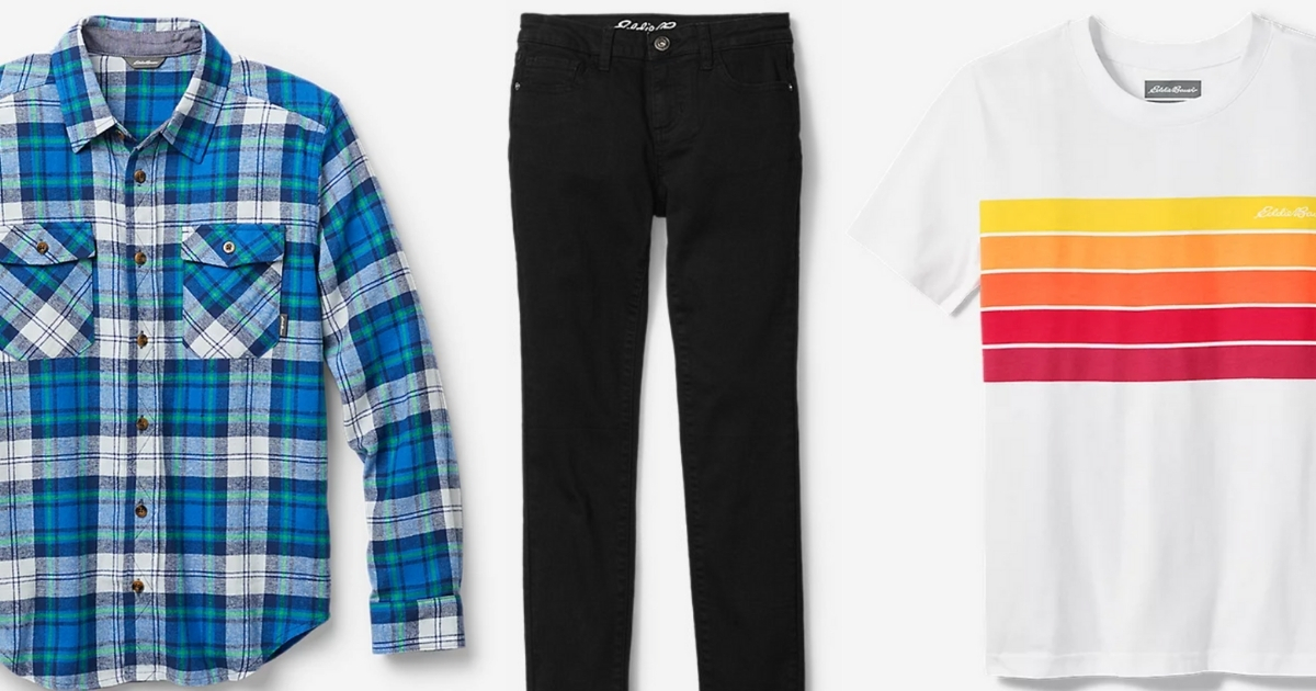 kid's clothes at Edide Bauer