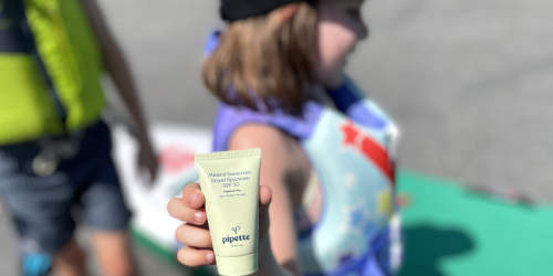 *HOT* 40% Off Pipette Baby Products (This is Sara's Favorite Sunscreen!)