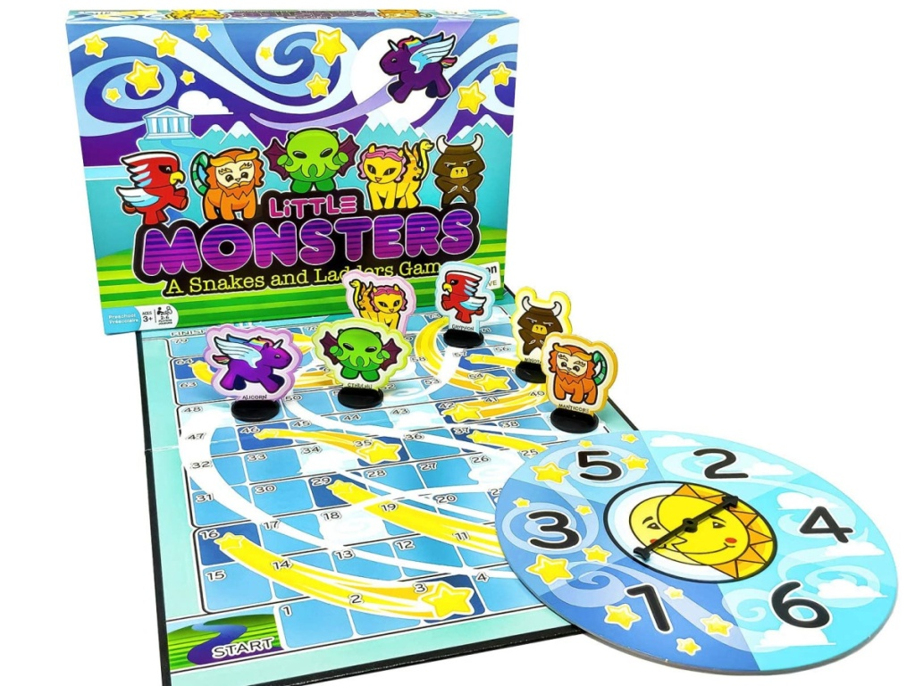 little monsters board game