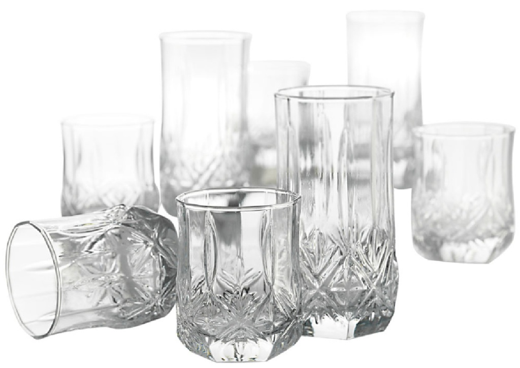 luminarc glassware