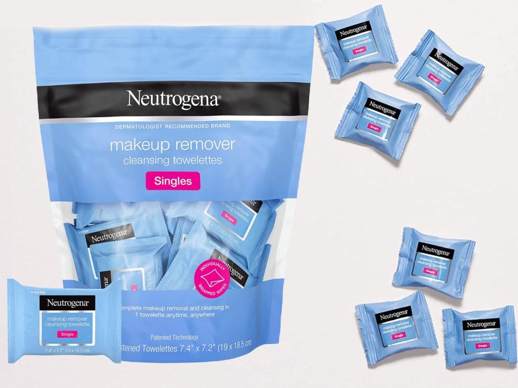 neutrogena wipes together
