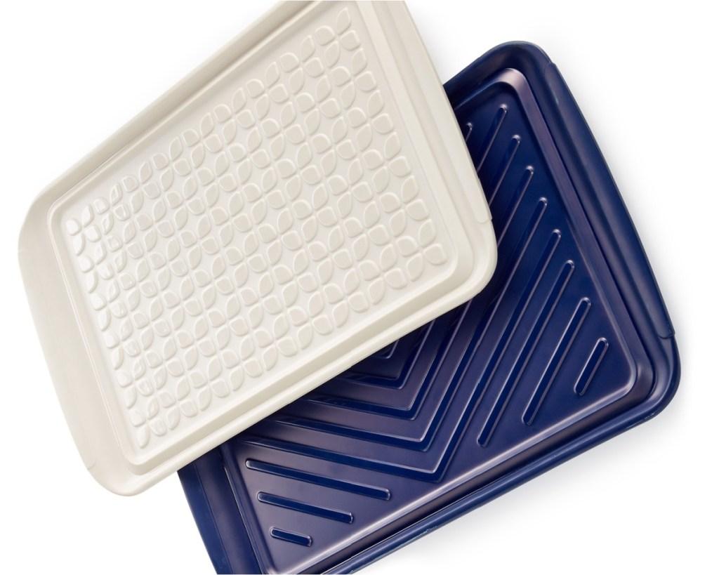 martha stewart serving trays
