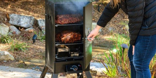 Masterbuilt Analog Electric Smoker Just $97 Shipped on Walmart.com (Regularly $150) | Gift Idea for Dad