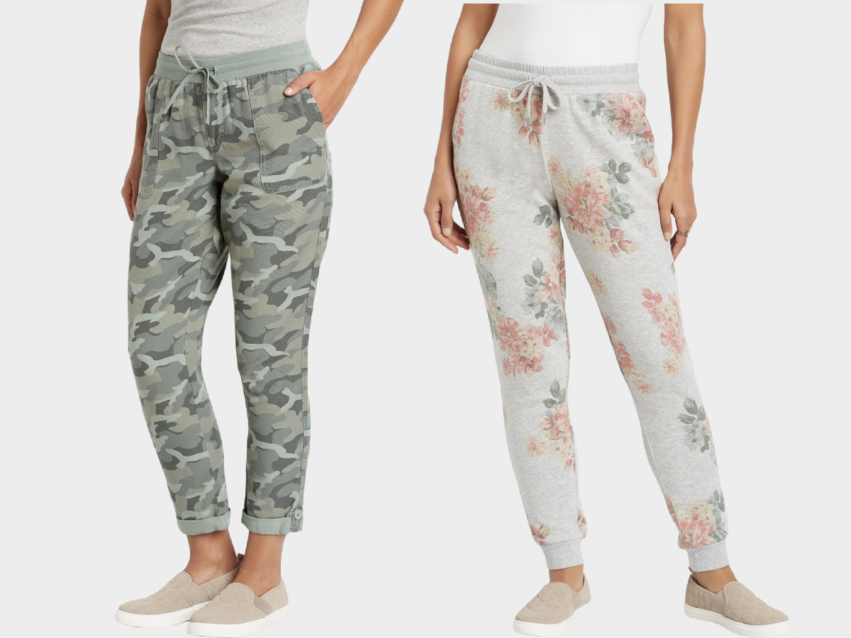 maurices womens sweat pants