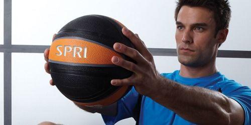Xerball 6lb Medicine Ball Only $18.88 on Staples.com (Regularly $45)
