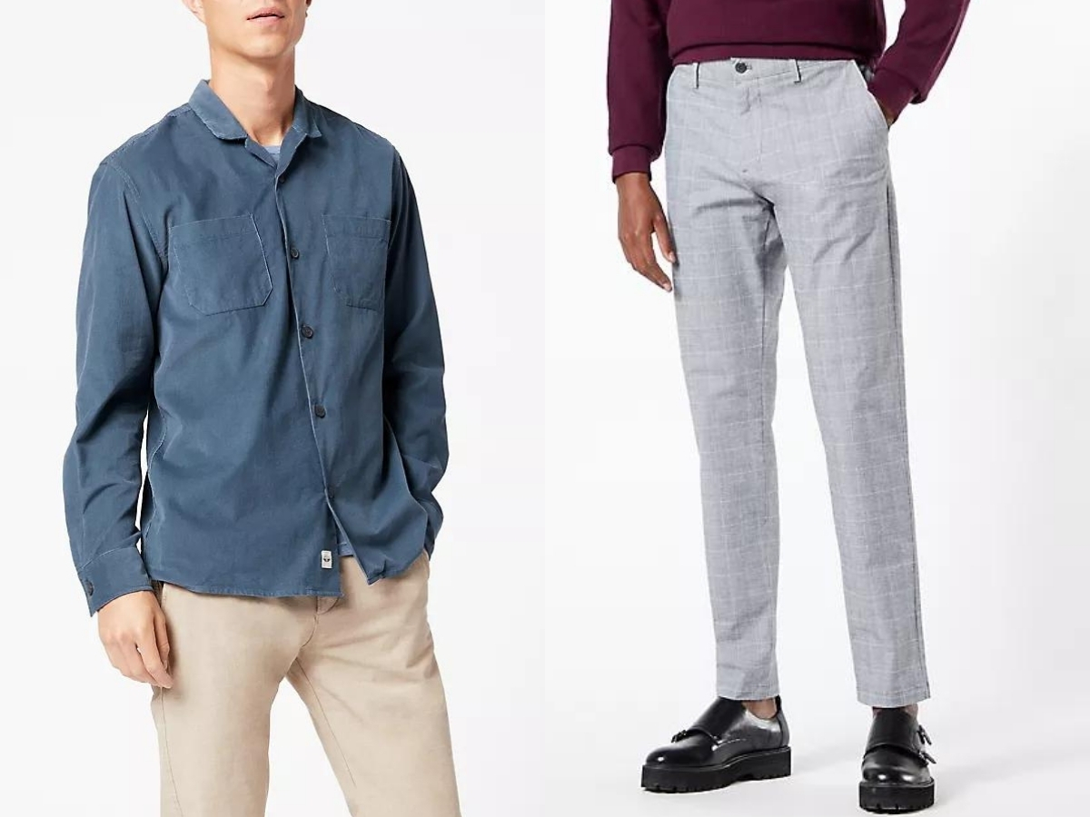 Men's Clothing From Dockers