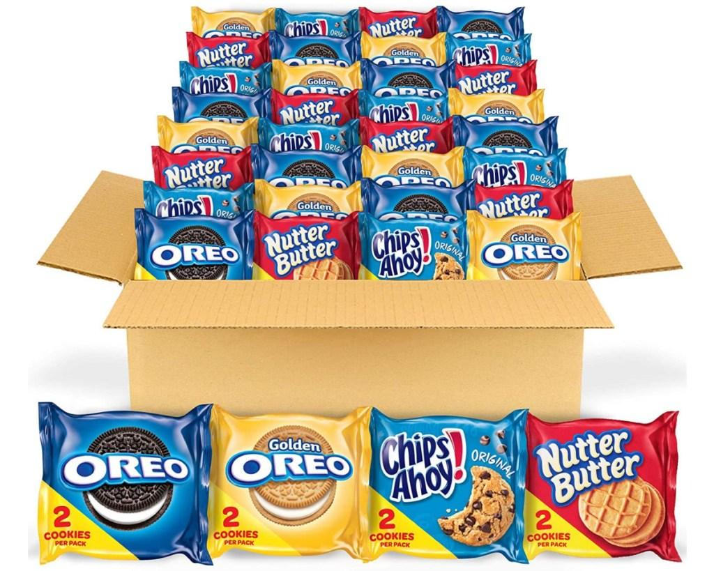 nacbisco snack box