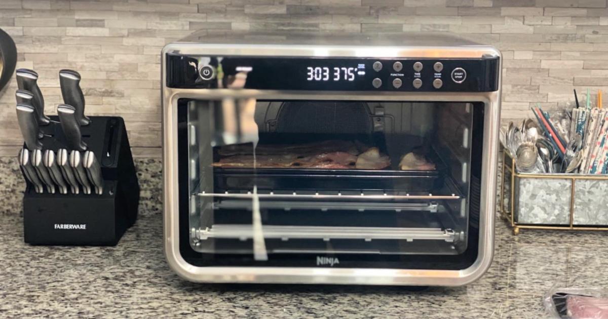 Ninja DT201 Foodi 10-in-1 Digital Air Fry Oven