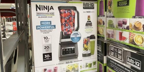 Ninja Professional Plus Blender from $69.99 Shipped for Select Cardholders + Earn $10 Kohl's Cash