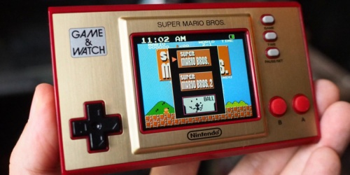 Nintendo Retro Handheld Console Only $39.99 Shipped on BestBuy.com | Awesome Reviews