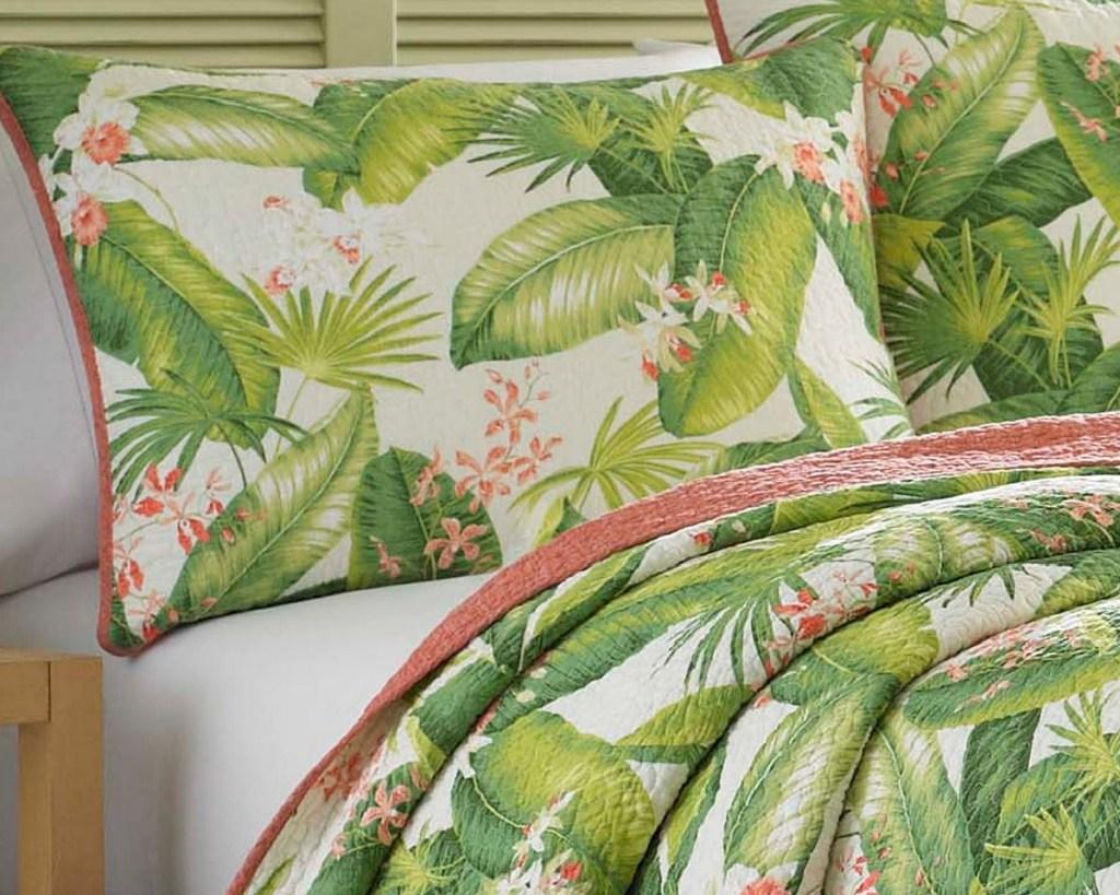 palm bedding