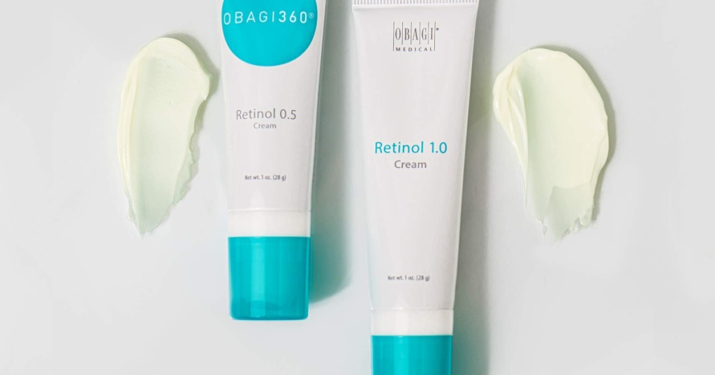 obagi retinol cream