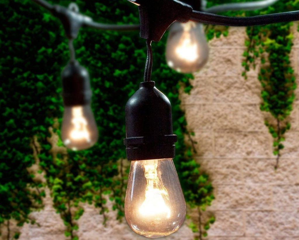 outdoor string light bulb