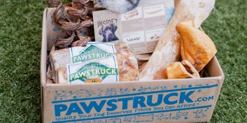 Up to 50% Off Amazon Subscription Boxes | PawStruck, Highlights & More