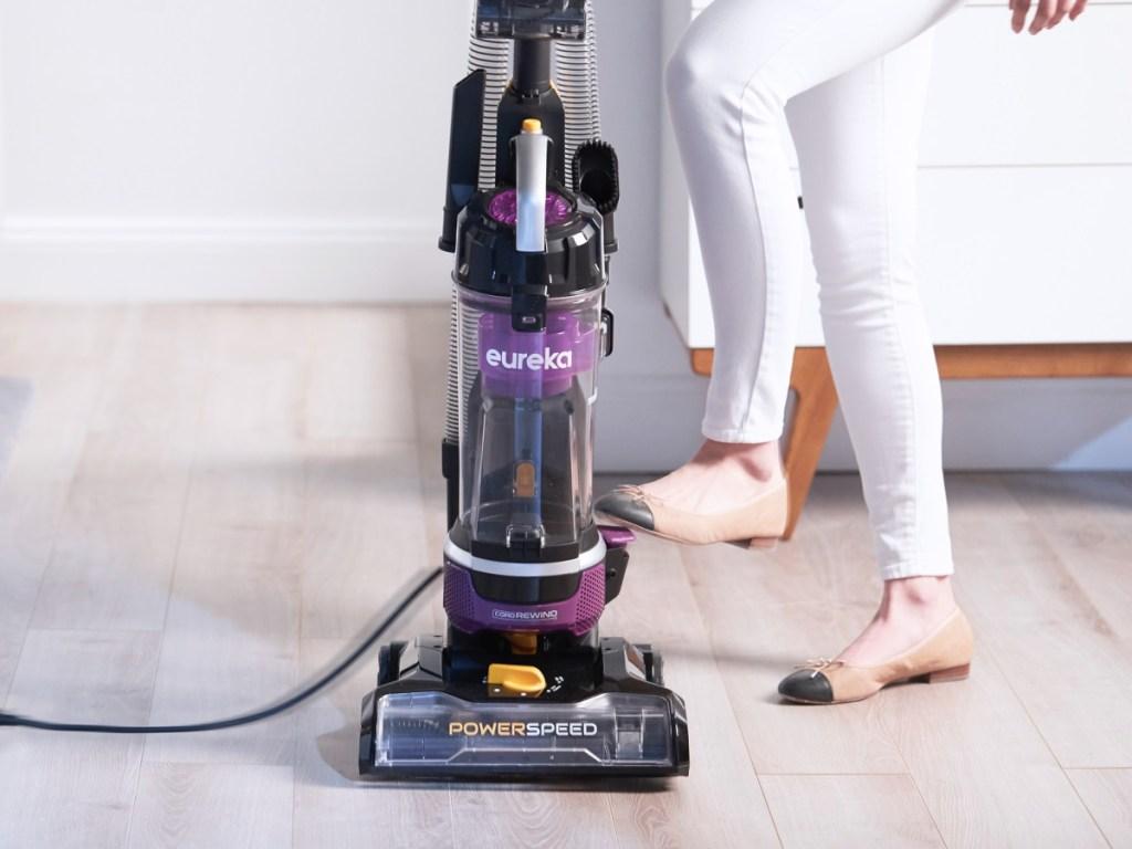 Eureka powerspeed vacuum cleaner