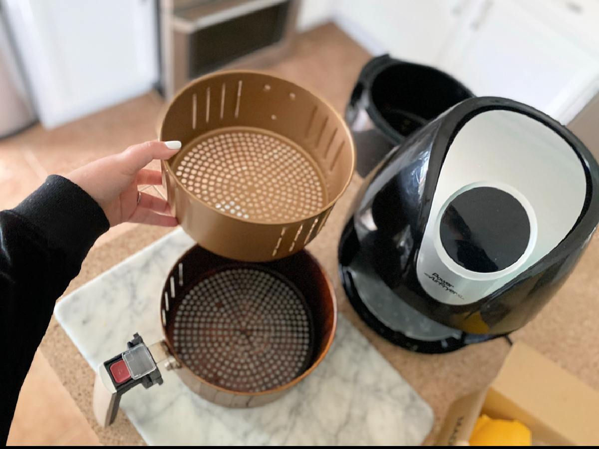 replacement air fryer basket