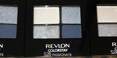 Revlon ColorStay Eyeshadow Quad Just $1.53 Shipped on Amazon (Regularly $8)