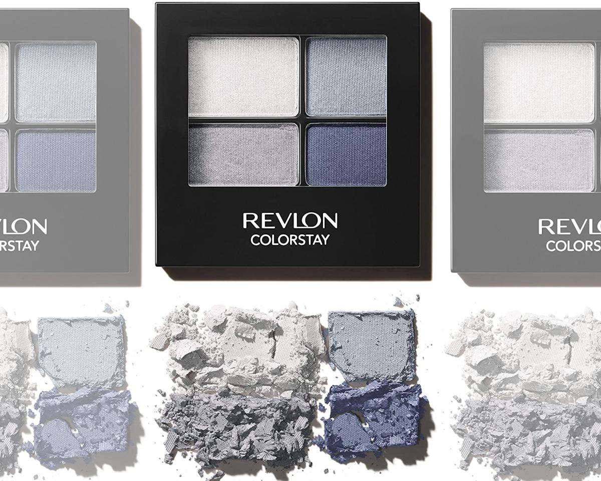 Revlon ColorStay Eyeshadow Quad in Passionate