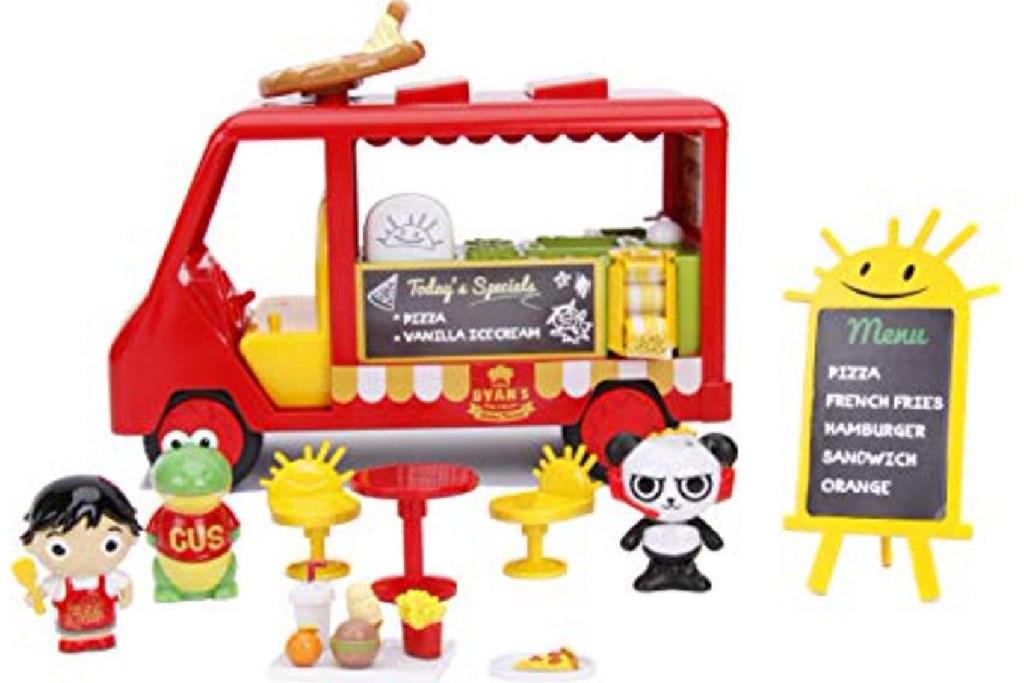 ryans world food truck