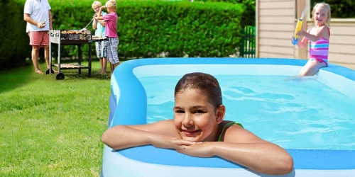 Family-Sized Inflatable Pool Only $34.99 Shipped on Amazon