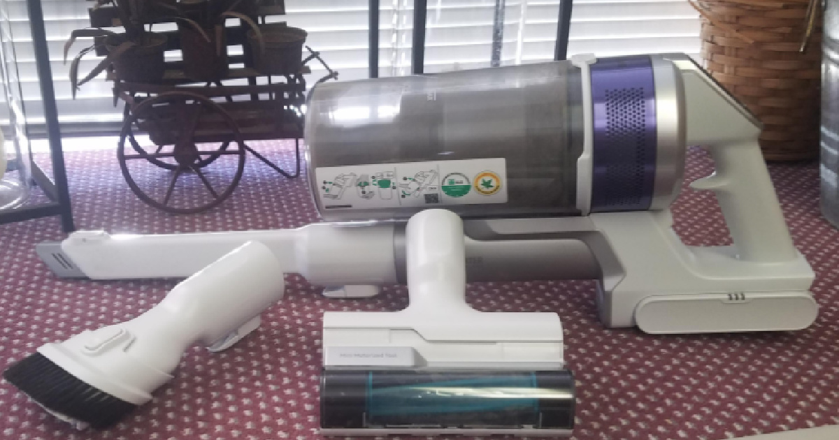 samsung jet 70 vacuum and attachments