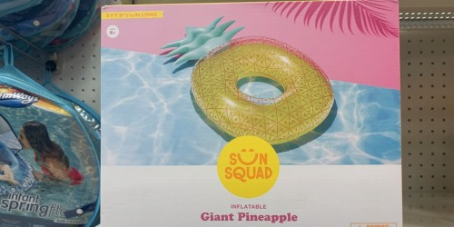 Last Chance for Summer Fun at Target | Pool Floats, Coolers, Splash Pad, & More
