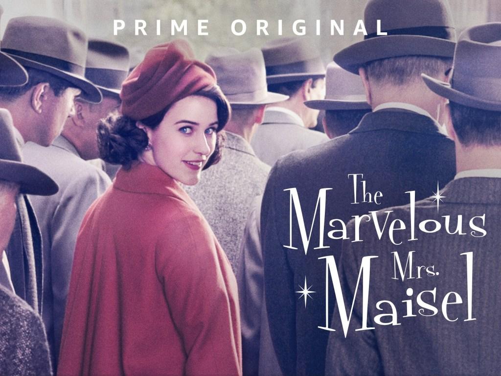 Marvelous Mrs. Maisal poster