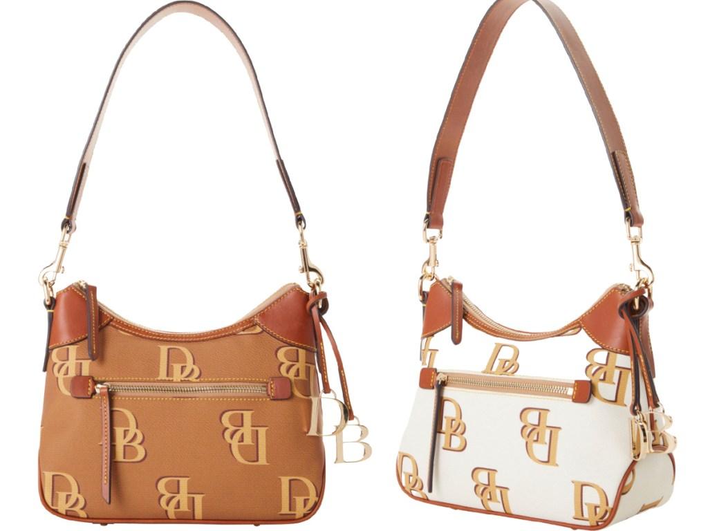 tan and born hobo bags