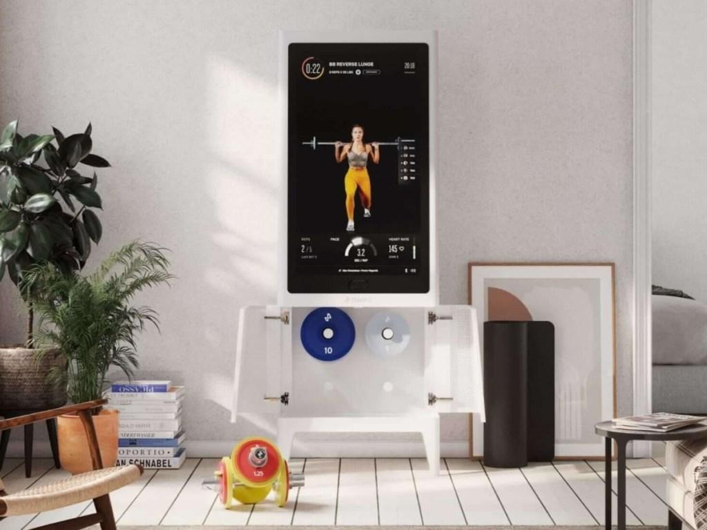 Tempo Starter workout mirror