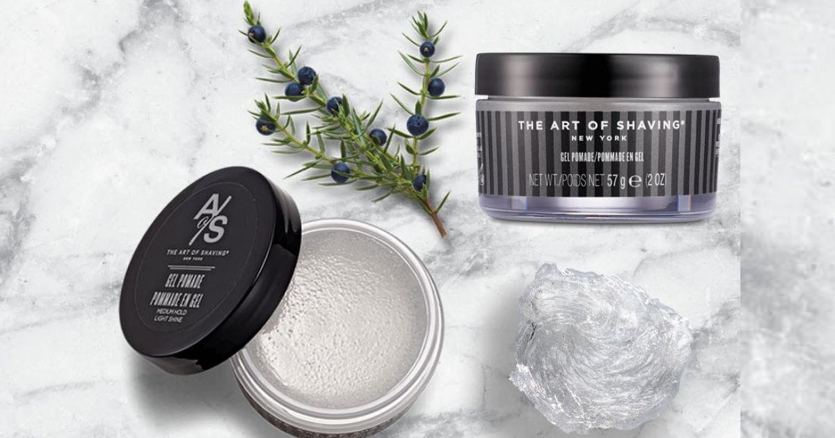 the art of shaving gel