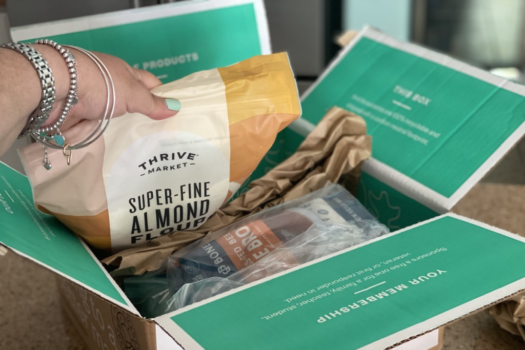 thrive almond flour