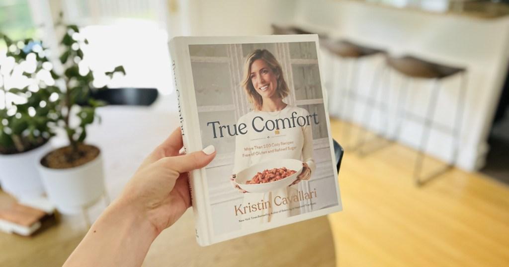 true comfort cookbook cover