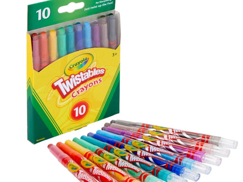 twistables crayola