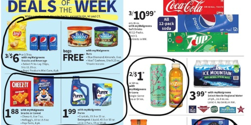 Walgreens Ad Scan for the Week of 6/13/21 – 6/19/21 (We've Circled Our Faves!)