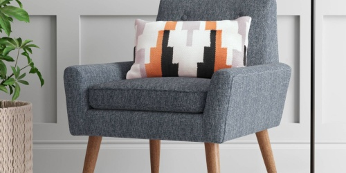 Mid-Century Armchair Just $162 Shipped on Target.com (Regularly $270) + More Furniture Sales