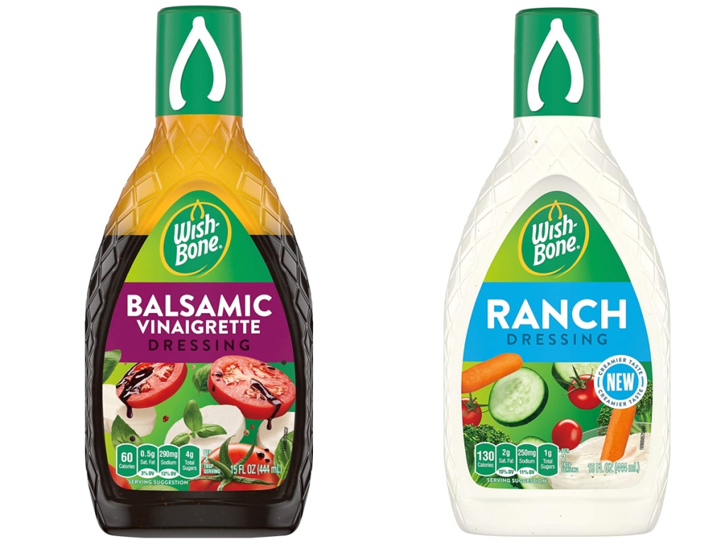 balsamic and ranch