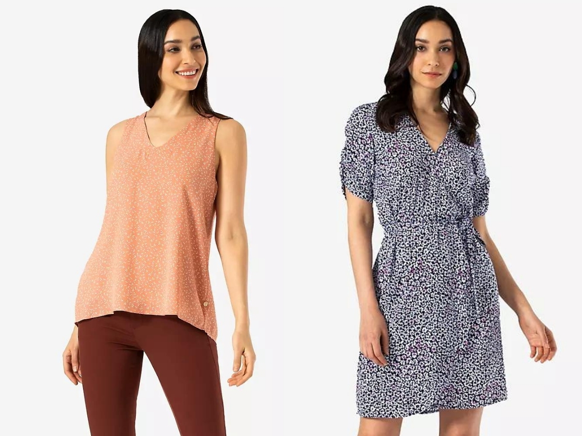 Women's Clothing From Dockers